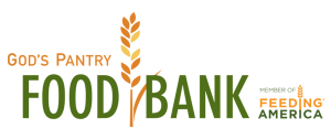 God's Pantry Food Bank Logo